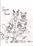 Family Values (Inked) by werewolfnick
