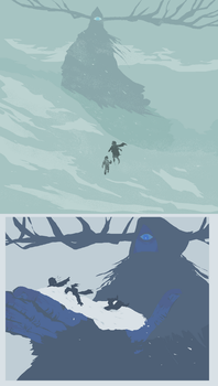 frost giant by Spoonfayse