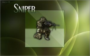 Vista Sniper Wallpaper by xPerigryn