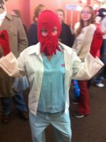 From the Future...or the Garbage: Dr. Zoidberg by Hotspot0626