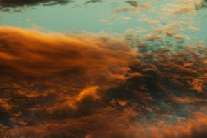 clouds transfusion contrasted by cybergranny