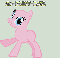 UPDATE: Pony Base by Ms-Paint-Base