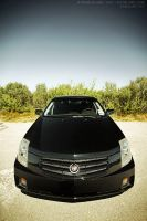 Cadillac CTS by notbland