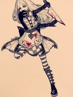 Alice Madness Return by Alice-Christensen