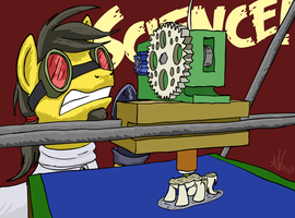 DaXLR - SCIENCE! by Snapai