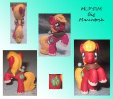 MLP:FIM Big Macintosh by noonetells