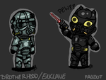 Fallout is a very gewd game by zetsumeininja