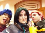 Our Radiant Dawn Group at Anime Fest 2015 by Xepherys