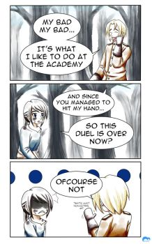 TINGE: The Commoner - Page 23 by moonmute