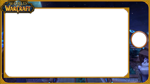 World Of Warcraft Streaming Overlay by streamingoverlays