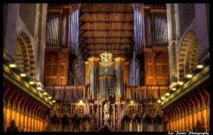 Cathedral 2 HDR by redstars1983