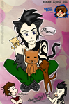 Daken MEOW by Emme-Gray