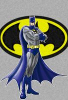 Batman Prestige series by Thuddleston