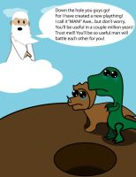 How Dinosaurs Got Extinct by dranocross