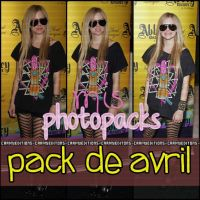 pack de avril 4 by kamilitapiglet