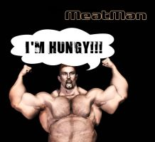 I present you MeatMan by metabolichate