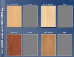Free wood pack texture by 3DEricDesign