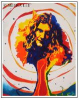 ROBERT PLANT by littlebrowngirl