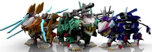 zoids by mads03