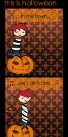 Death Note - This is halloween by herman-the-handyman
