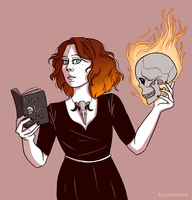 Witchsona 2015 by RoochArffer