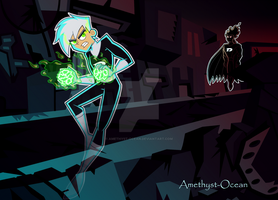 DP: The Ultimate Enemy by Amethyst-Ocean