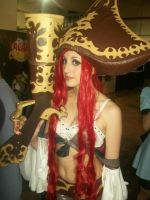 Miss fortune by ShadowKiller06