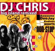 Dj Chris poster. by SoSpian