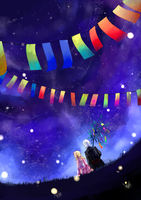 [Tanabata event] Let make a wish by Juuhan