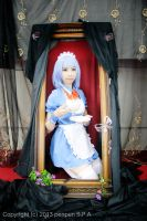 Ayanami Rei (Maid ver.) III by Negize
