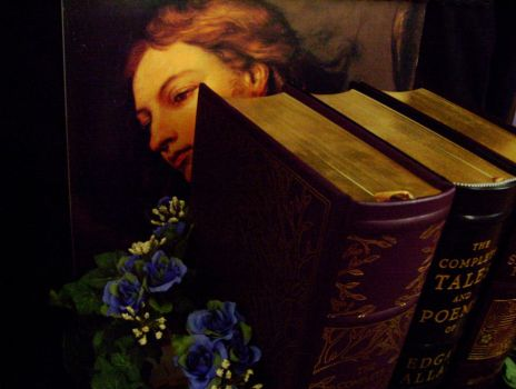 Ex Libris by BeautyWillSaveUs