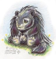 Prickles by Nashoba-Hostina