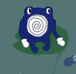 Entry 61: Poliwhirl by Arlette-Hughes