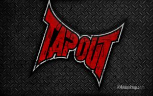 TapouT Logo Wallpaper by optimdesign