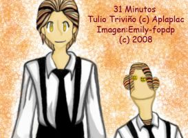 31min:Tulio Trivino by emily-fopdp