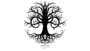 Tree of Life tribal by Awesometacious