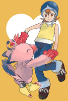 more digimon by piyohiko