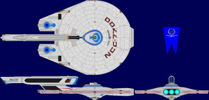 USS Gregory Multi-View by captshade