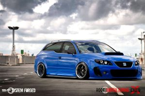 seat exeo 2010 by ROOF01