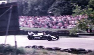 Nelson Piquet (Great Britain 1984) by F1-history