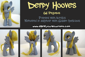 Derpy Hooves Custom 4 by Kanamai