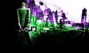 The Riddler wallpaper by AStein35