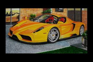 FERRARI ENZO by Stephen59300