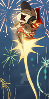 HAPPY 2014! by DarkLitria