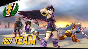 All my Super smash bros for Wii U mains by Night-Sky-Dragon