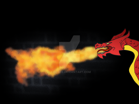 Dragonfire by cailore