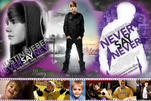 Never say Never by Moonyy1420