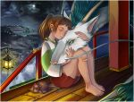 Spirited Away by justjingles