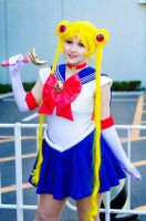 Sailor Moon by mila-tiemy