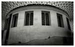 The British Museum by Pajunen